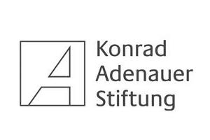 Konrad Adenauer Stiftung Logo Grau