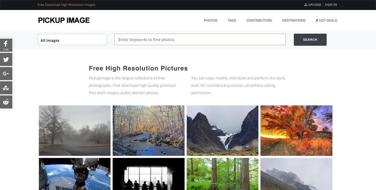 Kostenlose Bilderdatenbank Pickup Image lizenzfrei