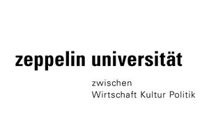 Logo der ZU Zeppelin Universität und Partner